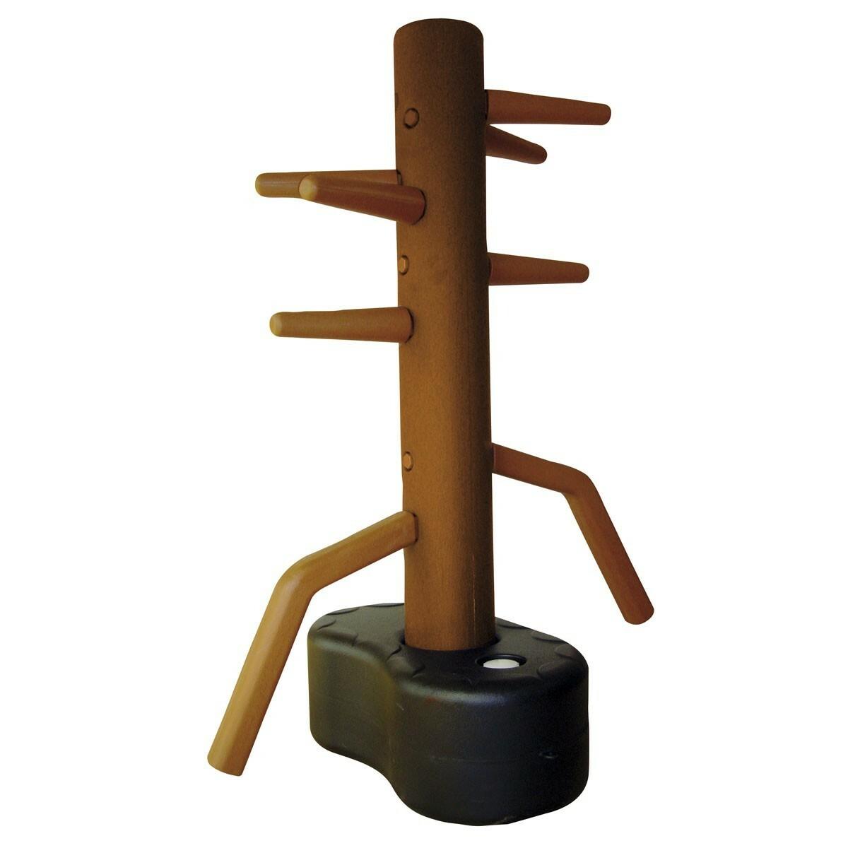 Макивара деревянный человек
